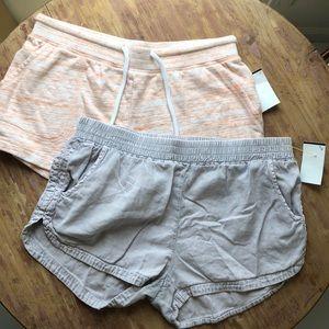 2 Shorts Billabong And Mix